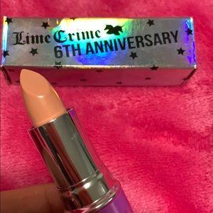 Lime Crime Coquette lipstick BNIB
